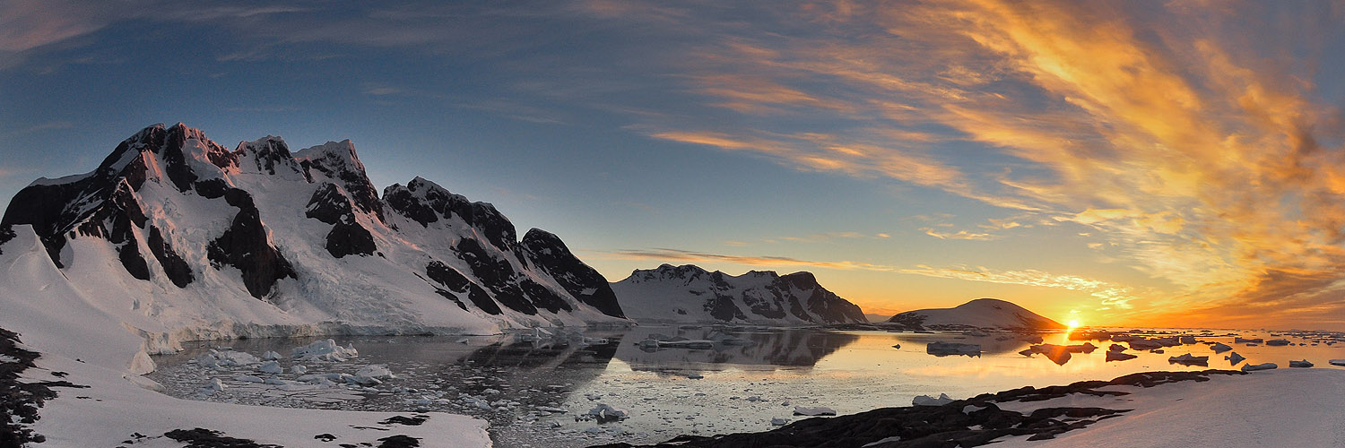 Antarctica Photography Expedition by Sailing Yacht