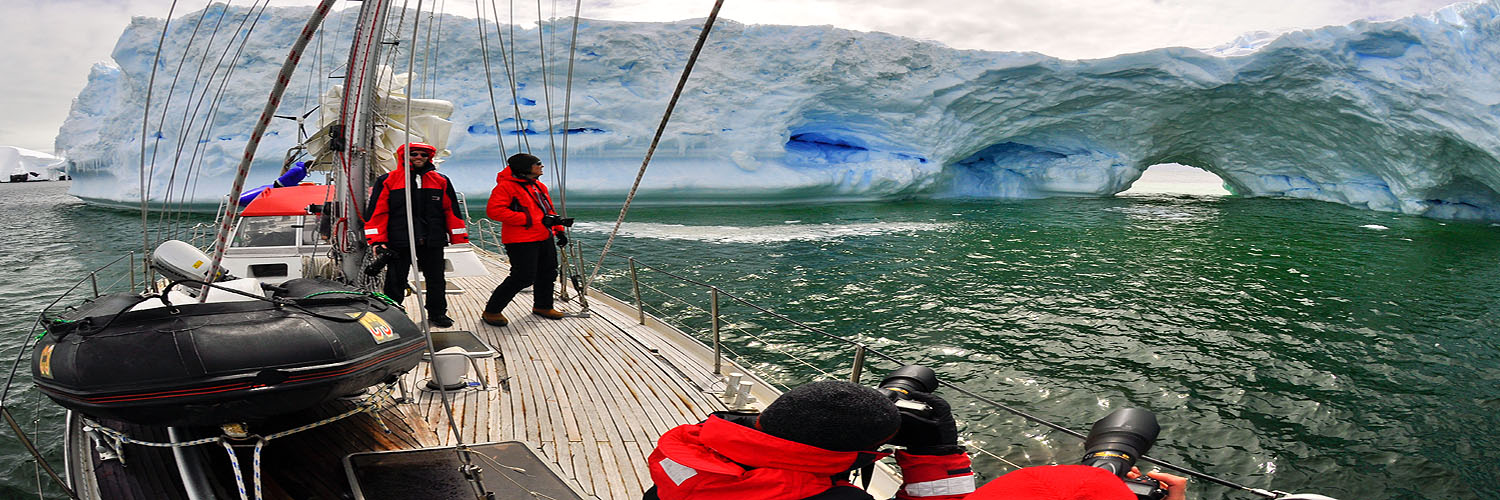 Antarctica Sailing Expedition and Photography Adventure