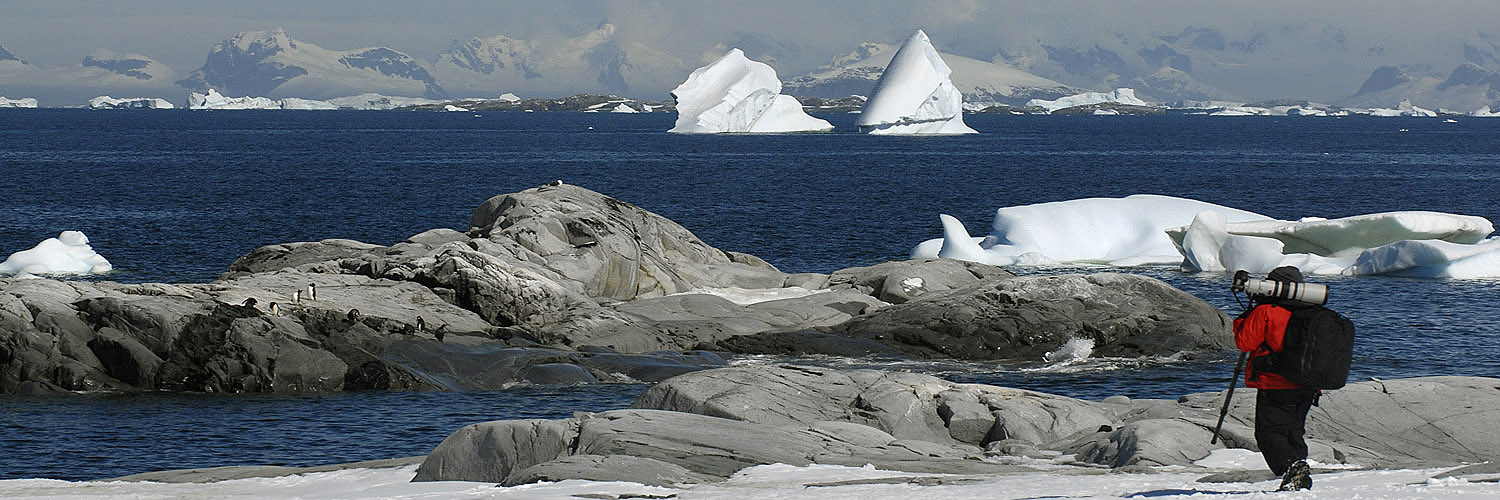 The Ultimate Antarctica Photo Expedition And Sailing Adventure