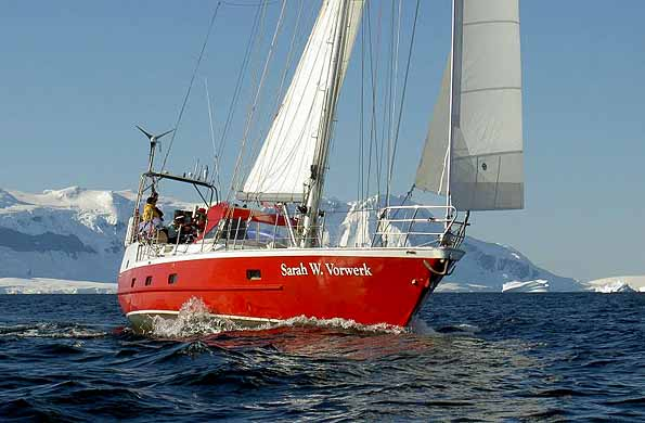 Antarctic Expeditions | Sailing Antarctica